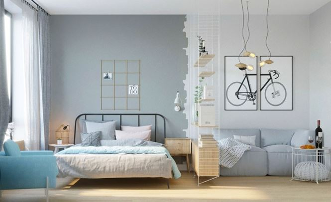Hô biến căn hộ nhỏ thành không gian sống tiện nghi