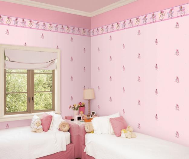 Nên chọn màu sắc nào cho giấy dán tường trong trang trí