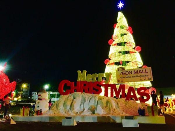 Những địa điểm đi chơi Noel ở Sài Gòn 2019