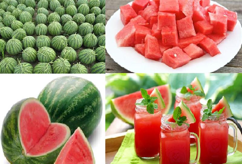 Những tác hại khi ăn dưa hấu không đúng cách