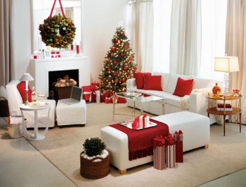Noel ấm áp và hạnh phúc với cách trang trí mới lạ