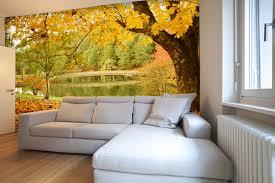 Sử dụng giấy dán tường không cần keo cho nhà bạn