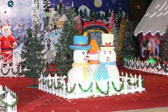 Tham khảo những hình trang trí Noel tuyệt đẹp