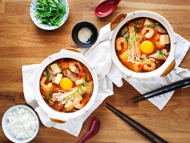 Tham khảo những món Hàn Quốc càng ăn càng mê