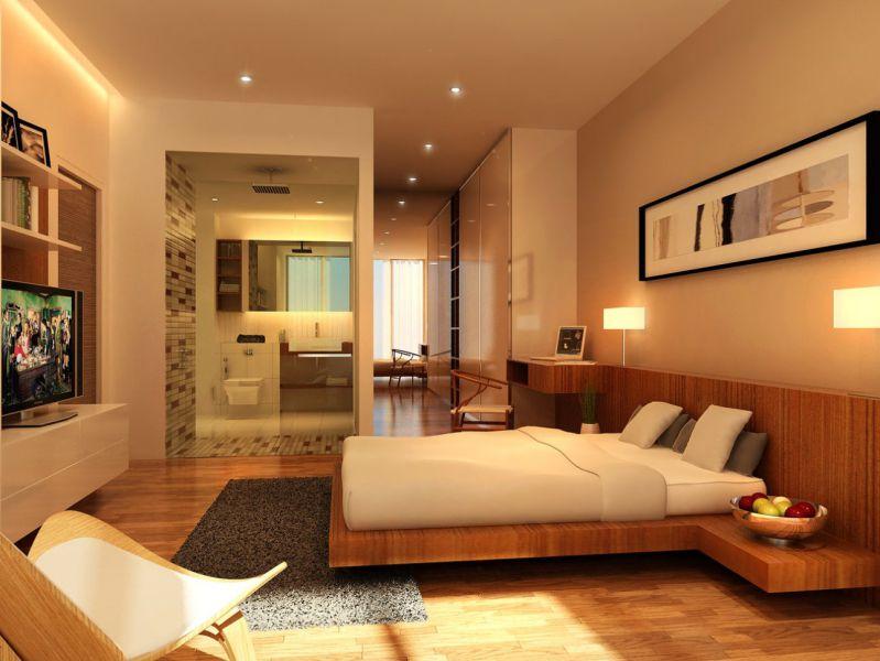 Top mẫu phòng ngủ đẹp với gỗ chào đón năm 2019