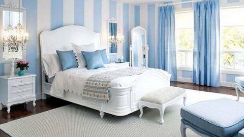 Trang trí nội thất phòng ngủ cho người tuổi Hợi