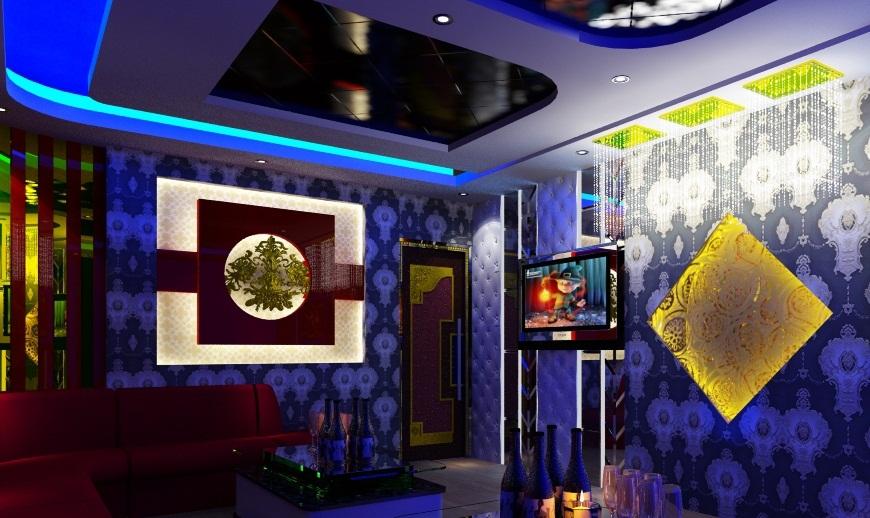 Tư vấn chọn giấy dán tường cho phòng Karaoke