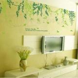 Xu hướng trang trí nhà bằng giấy dán tường, decal dán tường, xốp đá dán tường